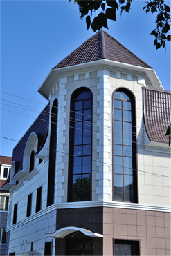 цветные окна ПВХ